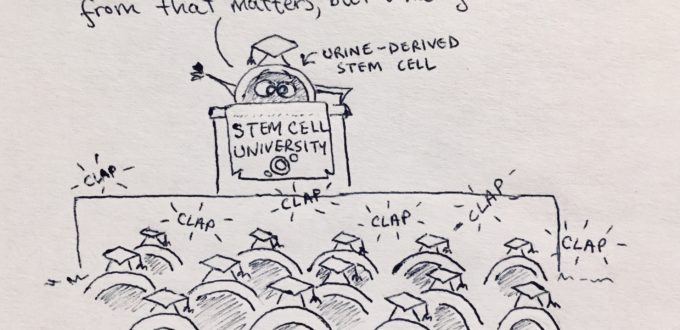 Adult stem cells research, joyce jimeneznaked